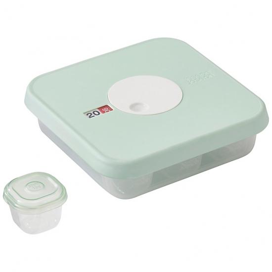 Набор контейнеров для детского питания Joseph Joseph Dial 10-Piece Baby Food Storage Set 2