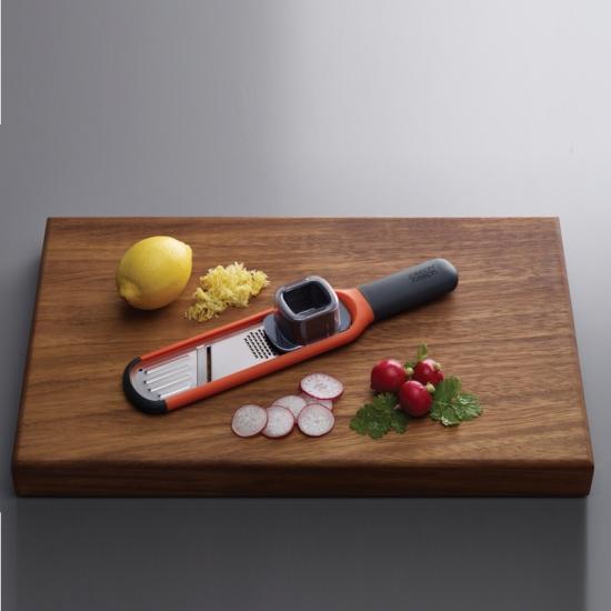 Мини тёрка-ломтерезка Joseph Joseph Handi-Grate Mini Grater/Slicer 1