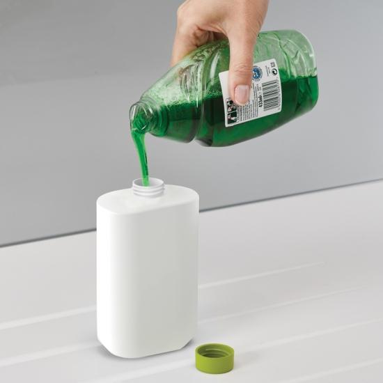 Органайзер с дозатором для мыла Joseph Joseph SinkBase™ 3pc Sink Tidy Set 3
