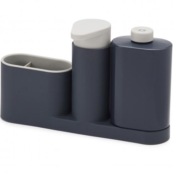 Органайзер с дозатором для мыла Joseph Joseph SinkBase™ 3pc Sink Tidy Set 5