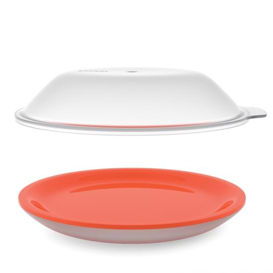 Блюдо для микроволновки Joseph Joseph M-Cuisine™ Microwave Cool-Touch Plate & Lid 2
