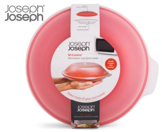 Блюдо для микроволновки Joseph Joseph M-Cuisine™ Microwave Cool-Touch Plate & Lid 4