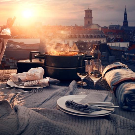 Гриль переносной Table To Go Grill Barbecue 2