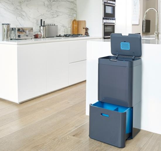 Контейнер для сортировки мусора Joseph Joseph Totem Recycler 58L 1