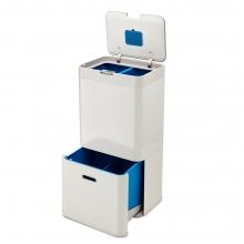 Контейнер для сортировки мусора Joseph Joseph Totem Recycler 58L