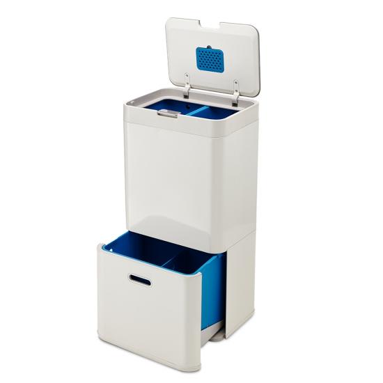 Контейнер для сортировки мусора Joseph Joseph Totem Recycler 58L 3