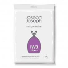 Пакеты для мусора Joseph Joseph Custom-fit liners (IW3) 17 Litre