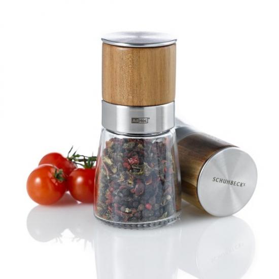 Мельница для перца и трав Schuhbeck´s  Manual Mill & Pepper Handbook 1