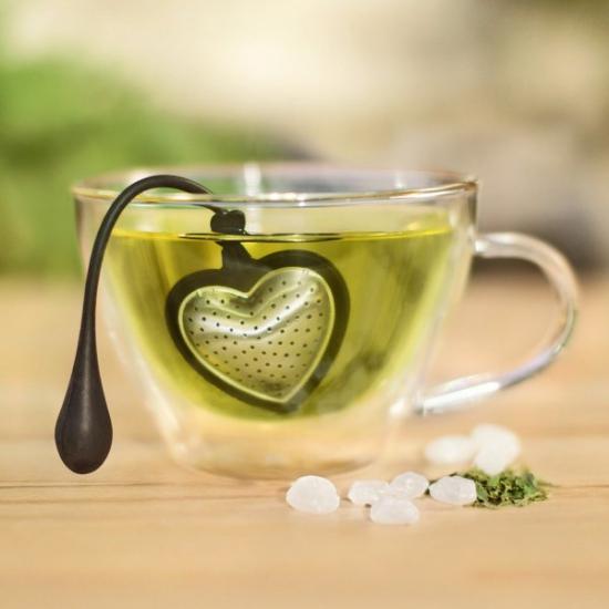 Ситечко для заваривания чая Tea-Egg Tea Heart big 2