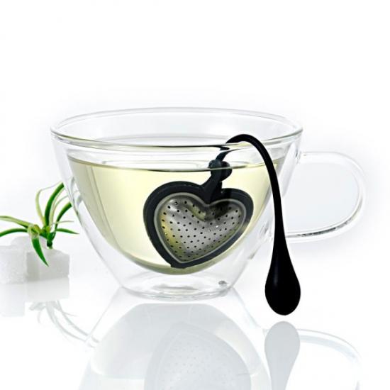 Ситечко для заваривания чая Tea-Egg Tea Heart big 1