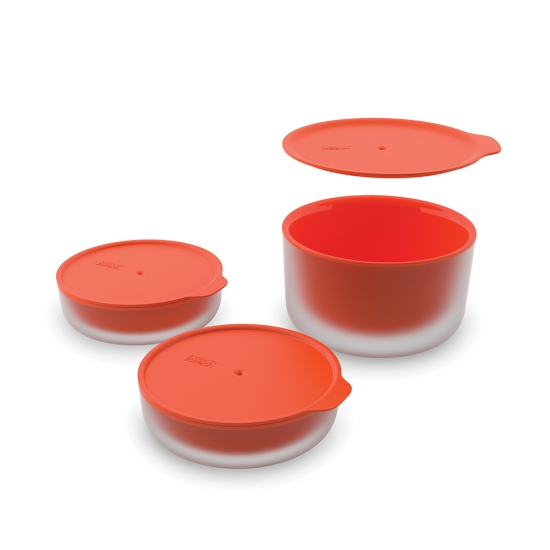 Набор пиал для микроволновки Joseph Joseph M-Cuisine™ Bowl Set 2