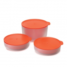Набор пиал для микроволновки Joseph Joseph M-Cuisine™ Bowl Set