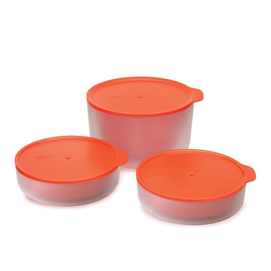 Набор пиал для микроволновки Joseph Joseph M-Cuisine™ Bowl Set 1
