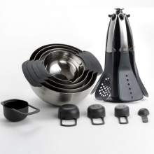 Комплект Joseph Joseph Nest™ and Elevate™ Kitchen Tools 100 Set