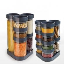 Набор емкостей для хранения Joseph Joseph FoodStore & SpiceStore Carousel