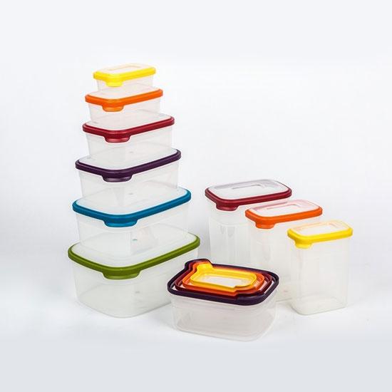 Комплект контейнеров для хранения продуктов Joseph Joseph Nest Storage Set 3pc 3