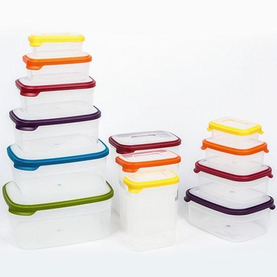 Комплект контейнеров для хранения продуктов Joseph Joseph Nest Storage Set 3pc 2