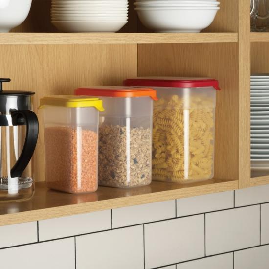 Комплект контейнеров для хранения продуктов Joseph Joseph Nest Storage Set 3pc 7