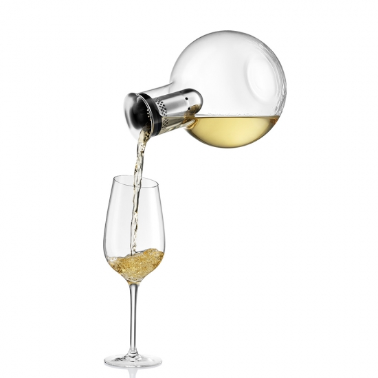 Декантер для вина с охлаждающей подставкой Cool Wine Decanter 4