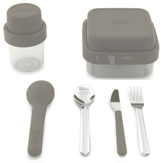 Комплект ланч-боксов Joseph Joseph GoEat Soup/Salad/Cutlery Set 8