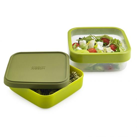 Комплект ланч-боксов Joseph Joseph GoEat Soup/Salad/Cutlery Set 3