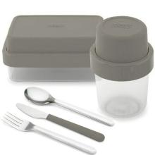 Комплект ланч-боксов Joseph Joseph GoEat Soup/Lunch box/Cutlery Set