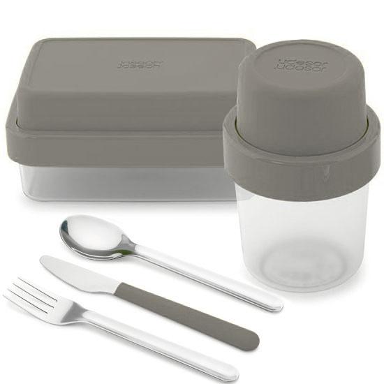 Комплект ланч-боксов Joseph Joseph GoEat Soup/Lunch box/Cutlery Set 2