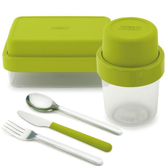 Комплект ланч-боксов Joseph Joseph GoEat Soup/Lunch box/Cutlery Set 1