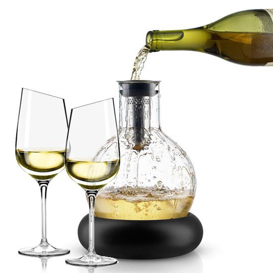 Комплект декантер и бокалы Сool Wine Riesling 1