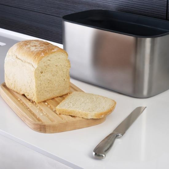 Хлебница с деревянной крышкой Joseph Joseph Bread Bin™ 100 Collection 5