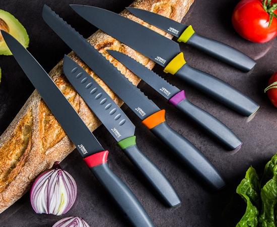 Набор ножей в подставке Joseph Joseph Elevate™ Knives 7