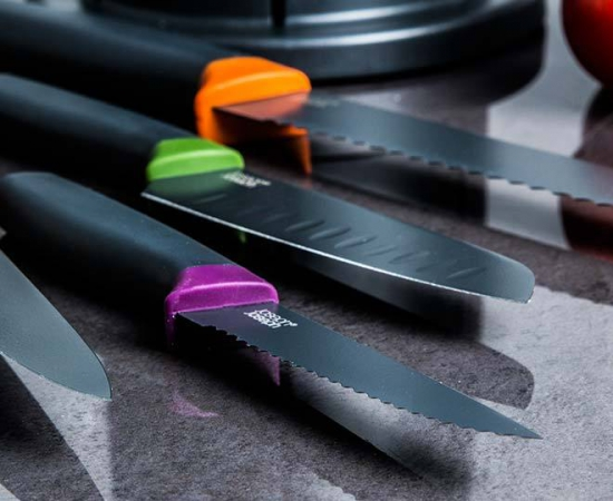 Набор ножей в подставке Joseph Joseph Elevate™ Knives 6