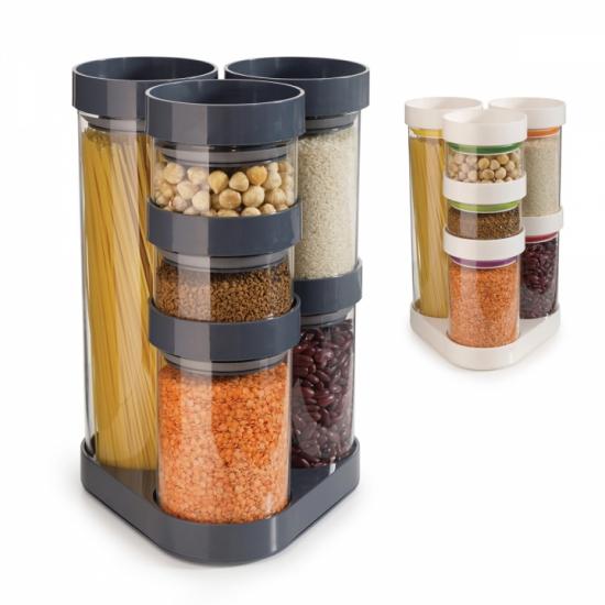 Набор емкостей для хранения Joseph Joseph FoodStore™ Carousel 1