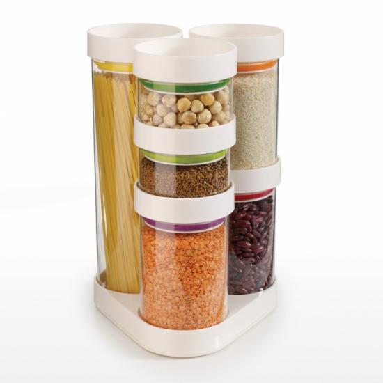 Набор емкостей для хранения Joseph Joseph FoodStore™ Carousel 2