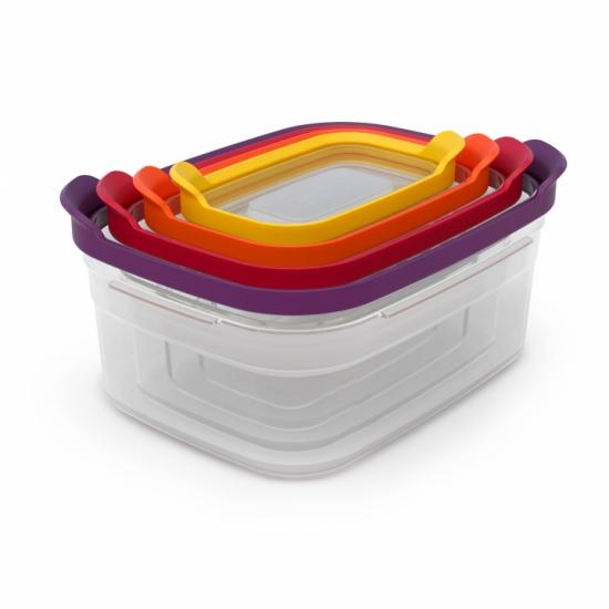 Контейнеры для хранения продуктов Joseph Joseph Nest™ Storage Set of 4 1