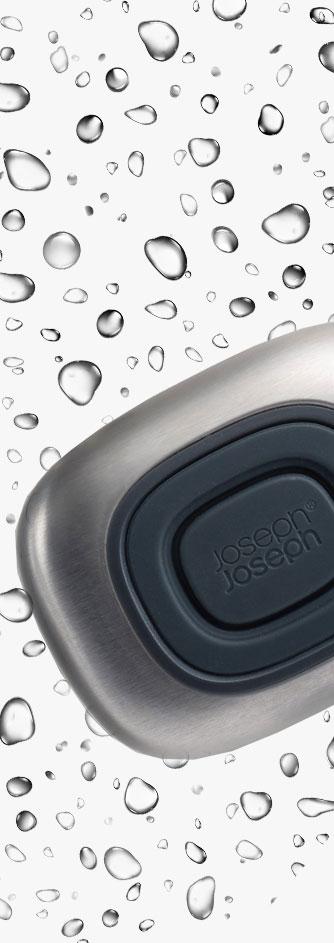 Металлическое мыло с дозатором Joseph Joseph SmartBar Refillable Soap Bar