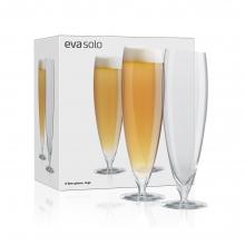 Набор больших пивных бокалов Beer Glass L 6 pcs